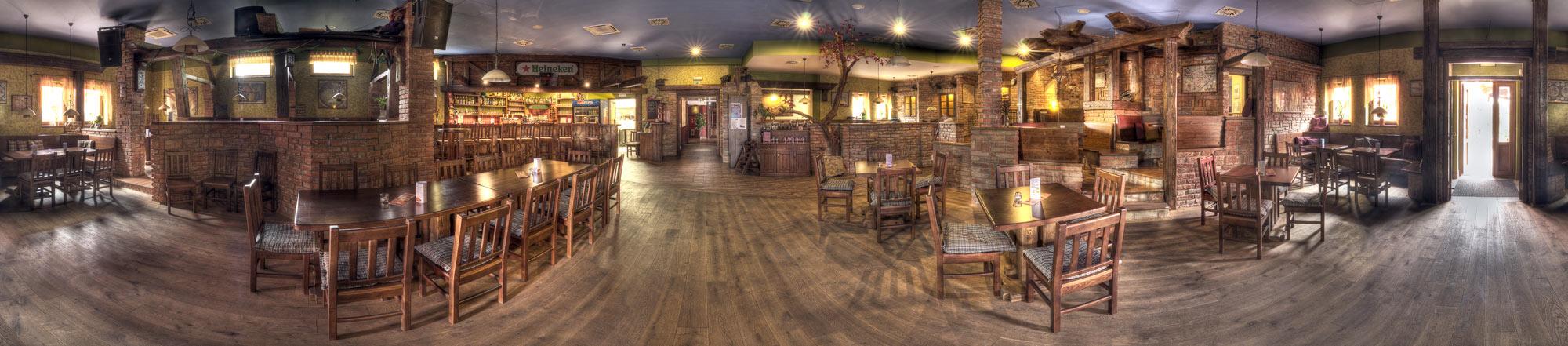 panorama Restaurace a bowling Nový svět