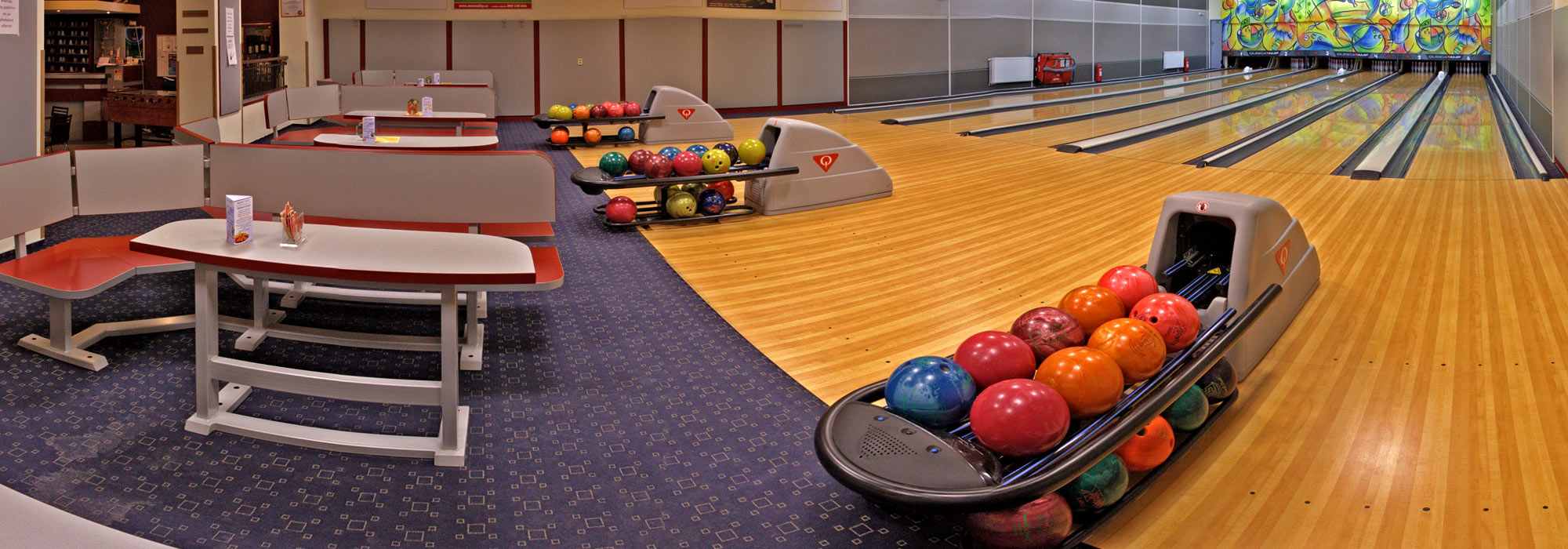 Bowling Nový svět Louny