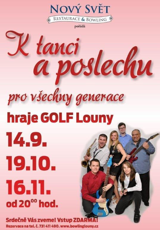 Golf Louny