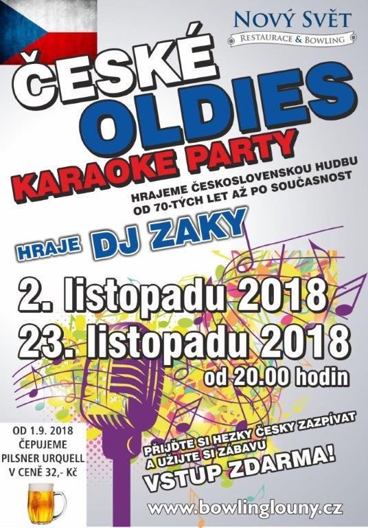 České oldies