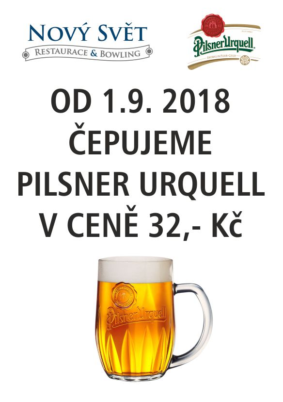 Čepujeme Plzeň