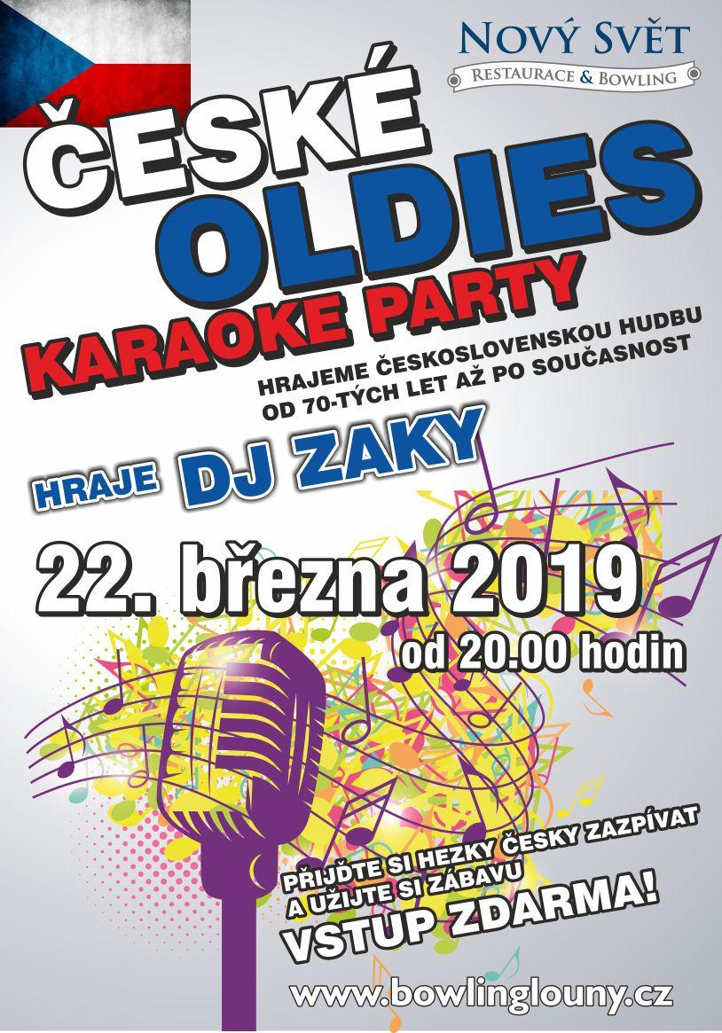 České Oldies párty