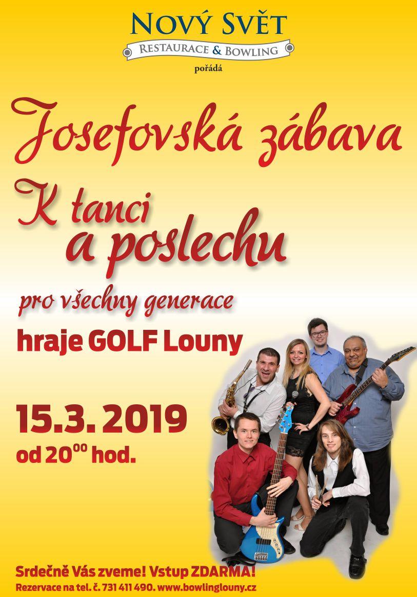 Josefovská zábava 2019
